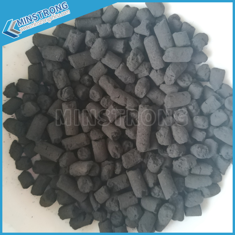 Granule Copper Oxide Catalyst Produced by Chemical Method